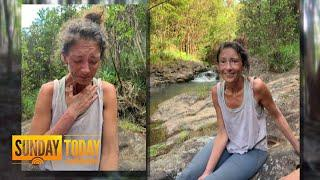 Hiker Found Alive In Hawaii Speaks Out | TODAY