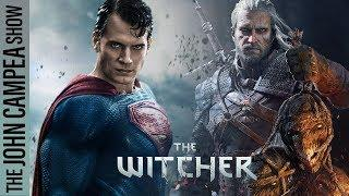Henry Cavill To Star In The Witcher Series For Netflix - The John Campea Show