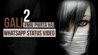 Girls attitude status | Gali gali song status video | Female whatsapp status | Gaurav creations