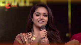 ZEE Cine Awards Telugu 2018 - Keerthy Suresh wins Best Actress for Mahanati