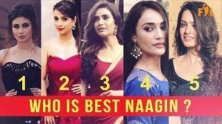 who is best Naagin Actress | Indian television series | most beautiful woman