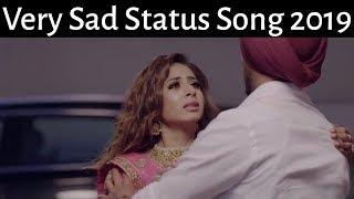 Sad Status Song Female Version For Whatsapp New Hindi Video 2019 Very Broken Heart Break Girl Crying