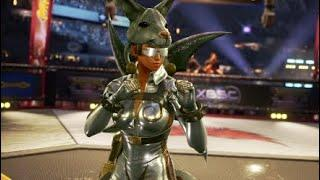 "Trying Out Female Bruce! Tekken 7 ""Josie"" Gameplay!!"
