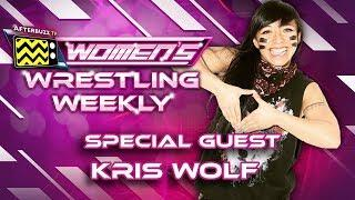 Interview w/ Kris Wolf  - Ep. 22 Women's Wrestling Weekly