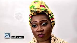 WORKING WOMAN UNUSUAL EPISODE 7 - ARALOLA OLAMUYIWA { ARA FEMALE TALKING DRUMMER }