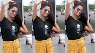 Indian Female model Rinkal Leuva Video Folio by Justin Photography | Kar Gayi chull | modeling Shoot