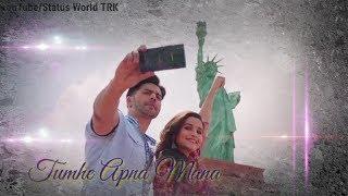Beautiful Female Version WhatsApp Love Status Video ???? Chahun Paas Paas Aana