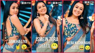 Isme Tera Ghata | Female Version | Full screen WhatsApp Status Video | ????DV Creations????