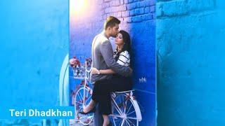 Dhadkan Female Version Whatsapp Status | Romantic Love Status Video