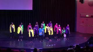 UJ Azania female residence Sing it out 2018