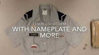 JROTC Female uniform