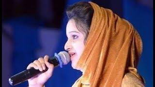 Nusrath Moidu Studio Video Ente Nattile Female Version