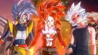 NEW TRANSFORMATIONS! 30+ CaC Transformation Skills   Dragon Ball Xenoverse 2 Mods