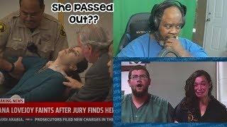 Dad Reacts to 5 Female Convicts FREAK-OUTS After Given A Life Sentence!