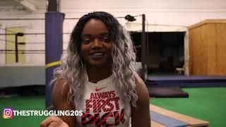 Top Female Professional Wrestler : Joseline Navarro