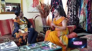 The Woman with Nikki Odu Kyrian