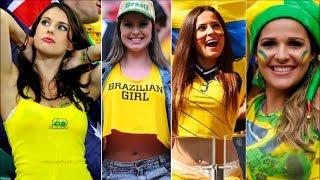 Beutiful Female Football World Cup Fans 2018 #Part 2