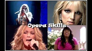 Unexpected Opera Skills By Female Singers