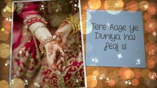 Tab tak Mere Naam tu ,, female version WhatsApp status video,,by MD Haseeb