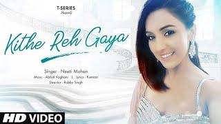 Kithe reh gaya video ???? | female version ????| neeti mohan | new whats app status video 2019
