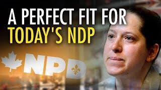 "Female NDP MP proves #MeToo movement ""cuts both ways"""