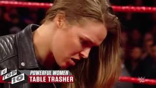 Top 10 WWE female shows