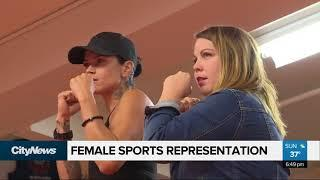 HERoic: Edmonton documentary series aims to increase female representation in sports