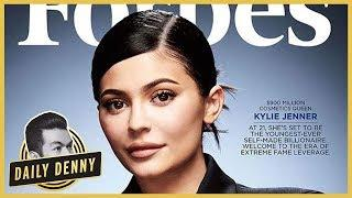 Kylie Jenner Poised To Be Youngest Ever Self-Made Billionaire | Daily Denny