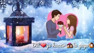 Female Version - Lo Safar Shuru Ho Gaya   Love Whatsapp Status   Baaghi 2 Whatsapp Status Video