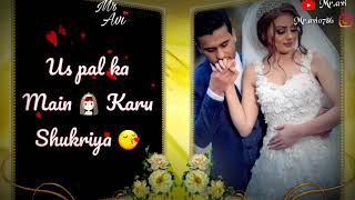 Maheroo maheroo ???? | female version | whatsapp video status | love sing status | 39 sec | by Mr.av