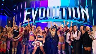 WWE celebrates Women's History Month