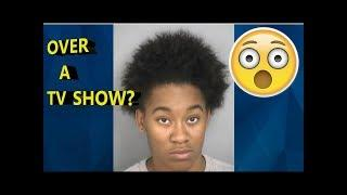 Female Kills Roommate For Talking During Her T.V. Show..Yes..A T.V. Show