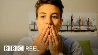 'My male to female transition caught on camera' - BBC REEL