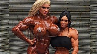 Female show the chest on steroids - FEMALE ON STEROIDS (CHEST!)