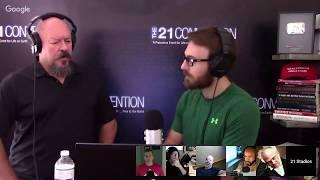 Understanding Dangerous Personalities in Women - The Red Man Group on 21 Live Episode #20