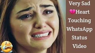 Sad WhatsApp Status Video | Zaroori Tha Female Version Sad Song  | Hayat And Murat