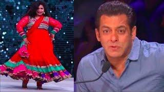 Salman Khan FAT Shames A Plus Size Female Contestant On A Dance Reality Show