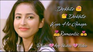 Kya Se Kya Ho Gaye Dekhte Dekhte???? Female Version ????WhatsApp Status Video????