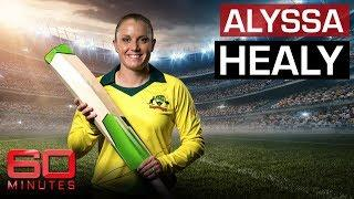 Top Aussie female cricketer defends pay gap in women's league | 60 Minutes Australia
