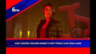 ''How 'Control' Became Remedy's First Female Lead Video Game''