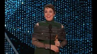 Oscars 2019: Olivia Colman wins Best Actress award for The Favourite