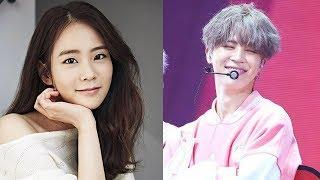This Female Idol Had A Crush On BTS Jimin…And Everyone Found Out