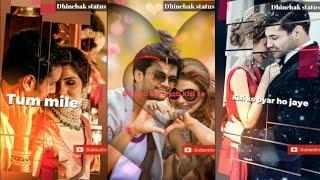 Dil_kya_kare female |New 3d effect full screen status |Dhinchak status ????