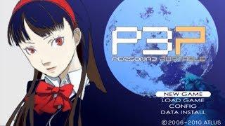 Persona 3P - Yukiko Amagi The Female MC