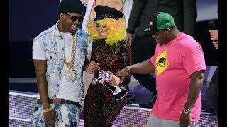 Nicki Minaj Wins Best Female Video Starships VMA's 2012