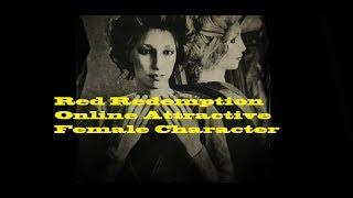 Red Dead Redemption 2 Online Attractive Female Character Build
