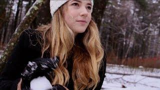 ❄️ ASMR Snowy Day in Concord, MA ❄️