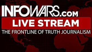 ???? Alex Jones Infowars Stream With Today's Shows • Monday 6/4/18