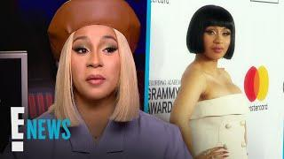 Cardi B Struggled to Get Signed as a Female | E! News