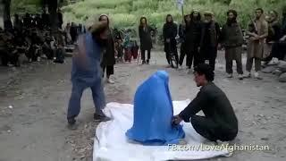 Afghanistan Taliban one again torturing female